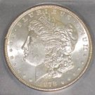 1878 Eight Tail Feathers VAM 14.1 MS 64 Brilliant Certified Morgan Silver Dollar