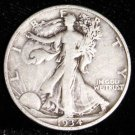 1933 S Very Fine Walking Liberty Half Dollar