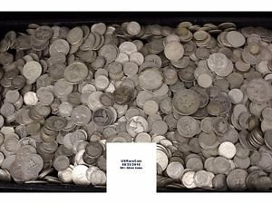 Three Dollars Face Value 90% US Bullion Silver Coins. Free shipping