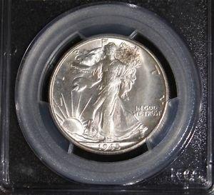 1945 S PCGS MS 66 High Grade Gem Walking Liberty Half Dollar **Sale Priced**