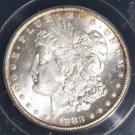 1883 CC VAM 5 A MS 65 Gem Carson City Morgan Silver Dollar