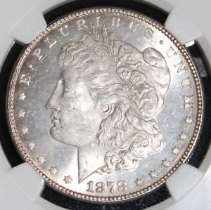 "1878 7 Tail Feathers Top 100 VAM 70 DDO ""RIB"" MS 63 Morgan Silver Dollar"