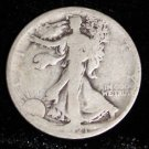 1921 S Key Date Walking Liberty Half Dollar
