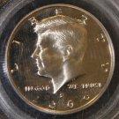 4 PCGS PR 69 DCAM Silver Proof & Clad Kennedy Half Dollars 1993,1996, 2002, 2006