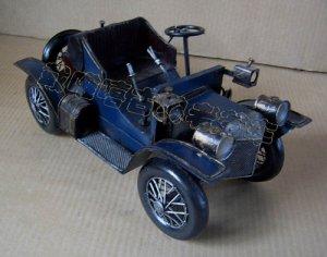 Vintage Ford  model,USA,Handicraft car model