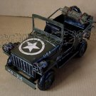 Willys Jeep USA ,METAL CAR MODEL