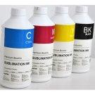 Dye Sublimation Ink Fo Epson SureColor F-Series Sublimation Printers  4 Color / 8 Liters