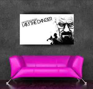 """best selling Breaking bad poster sticker for walls decor 90x50cm 36""""x20"""" Gift"""