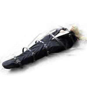 Quality Canvas Bondage Body Bag. Sleepsack. Mummification. BDSM. Adult games