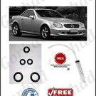 96-04 Mercedes SLK 230 Hydraulic Cylinder Repair Kit Convertible R170