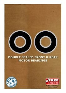 Pool & Spa Motor Bearing Kit USQ1102 USQ1152 UST1102 UST1152 K100
