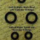 96-04 Mercedes SLK200 Kompressor Convertible Hydraulic Cylinder Repair Kit R170