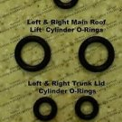 96-04 Mercedes SLK230 Kompressor Convertible Hydraulic Cylinder Repair Kit R170