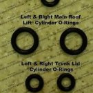 96 - 04 Mercedes SLK 230 320 Convertible Top Hydraulic Cylinder Repair Kit R170