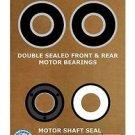 Pool & Spa Motor Bearing Kit & Shaft Seal USQ1102 USQ1152 UST1102 UST1152.K102