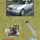 98-03 Mercedes Hydraulic Pump Refill Kit CLK Convertible W208