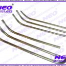 Brand New Footboard / Floor Runner Aluminum Strips - Vintage Vespa & Many Models