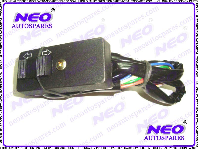 Vespa Scooter Indicator Switch 6 Wire EFL/PK/T5 Classic @ Classic Spare Parts
