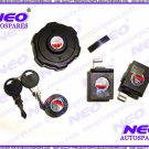 Complete Lock Kit Brand New Old Vespa Classic, Sl Models @ Classic Spare Parts