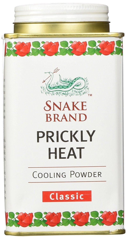 Prickly Heat Powder Snake Brand (150 gram)