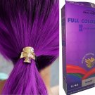 Premium Permanent Hair Colour Cream Dye Goth Cosplay Emo Punk 0/44 VIOLET