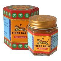 30 g TIGER BALM RED Herbal Rub Massage ointment Pain Relief Muscle Ache Menthol+Free Shipping World
