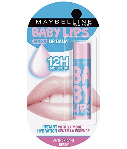 Maybelline Baby Lips SPF20 Berry 4g.