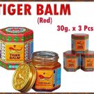Tiger Balm Red Big Size 30g (Pack of 3)