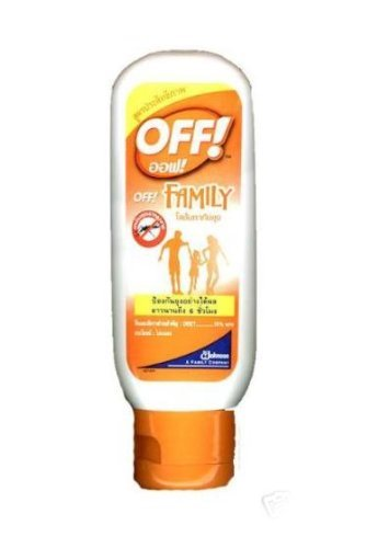 Off! Family Mosquito Repellent Liquid Lotion 50Ml