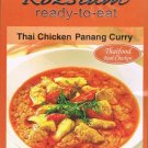 Thai Chicken Panang Curry Ready Made meal RozSiam Brand