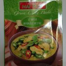 Thai - Green Curry Paste 50g Mae Ploy Brand