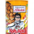 1 Box of Koh Kae Peanut Original Flavor Coated Candy Made in Thailand