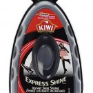 Kiwi Express Shine Sponge, Black, 0.2 Fluid Ounce