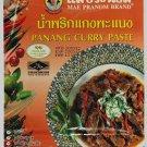 Panang Curry Paste 50g Mae Pranom Brand