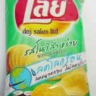 Lays Potato Chip Crispy Snack Food - Nori Seaweed Made in Thailand