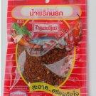22 g.Na-Rok Chili Flake Thai-Derm Brand Thailand Spicy Foods