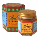 TIGER BALM RED 4 x 30 g. (1.06 oz)WARM MASSAGE THAI ORIGINAL+Free Shipping World Wide