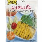 Thai Satay Seasoning Mix 35g lobo Brand