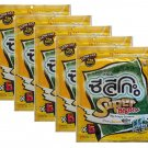 Seleco Super Big Bite Extra Rich Flavour Grilled Seaweed 5x50g Packs - Thai Snack