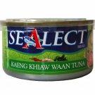 Green Curry Kaeng Khaw Waan Tuna 140g sealect Brand