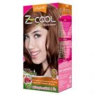 Lolane Z-Cool color Cream Snazzy Copper Hair color Light Ash Copper Brown C10