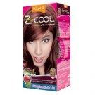 Lolane Z-Cool color Cream Chic Mahogany Hair color Light Mahogany Violet Brown C16
