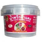 Thai Chilli Paste Red Chilli Flavor Mae Pranom Brand 2 x 90g Tubs