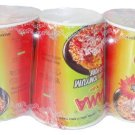Mama Cup Creamy Tom Yum Minced Pork Flavored Noodles 60g x 3 Pieces - Thai Snack.