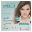 Maybelline Clear Smooth Shine Face Powder Nude Beidge 02 (10g.)