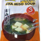 Instant Aka Miso soup