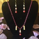Pink and Yellow Pearl, Chain Set