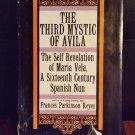 Vintage The Third Mystic of Avila 1st Printing Hardback w/ Jacket 1960