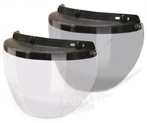 Flip Up Face Shield for 10Series/40Series DOT Helmets