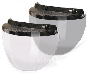 Flip Up Face Shield for 10Series/40Series DOT Helmets